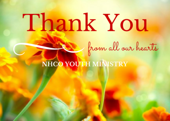 You Are Such A Blessing Thank You So Much New Hope Central Oahu